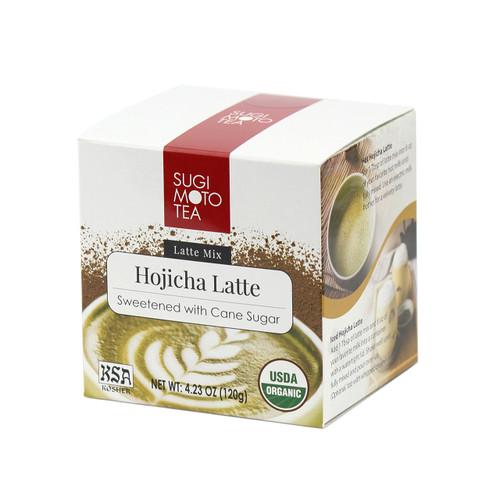 Organic Hojicha Latte