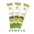 Organic Culinary Matcha Sticks Sample