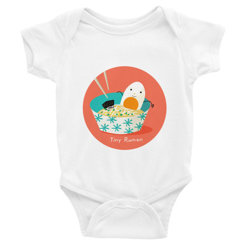 Tiny Ramen - Infant Onesie