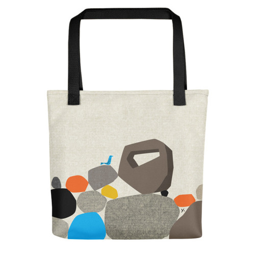 Rocks - Tote bag