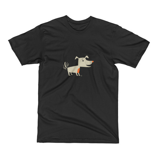 Men's Bright Dog Short Sleeve T-Shirt