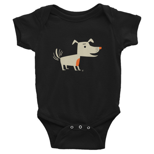 Bright Dog Infant Onesie