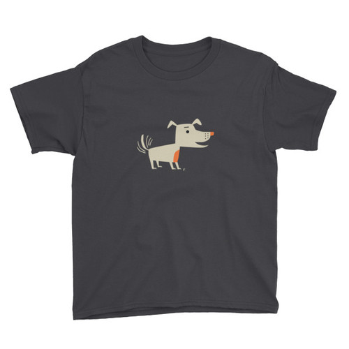Bright Dog Youth Short Sleeve T-Shirt
