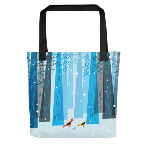 Winter 2017 Tote bag