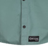 Kintail Organic Ventile Long Sleeved Shirt in Spruce Green: windproof and weatherproof
