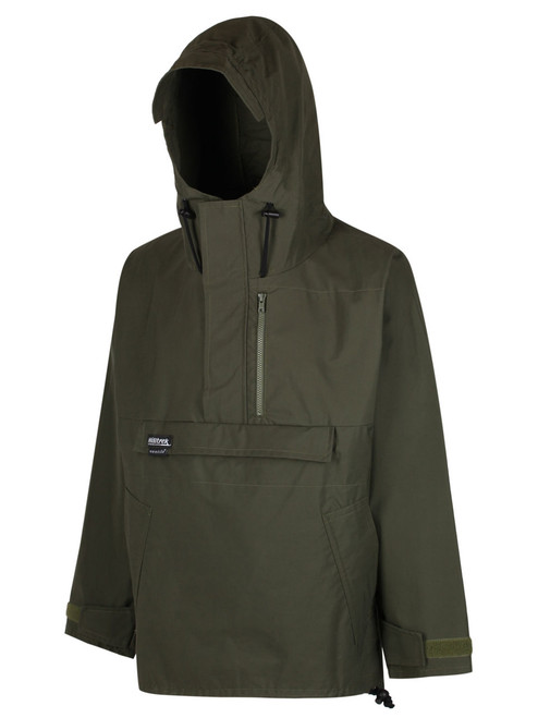 Colour:Olive. If you want more pockets, this version of our popular Braemar Smock will be ideal.