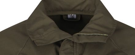 Hilltrek Single Ventile® clothing