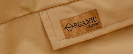 Hilltrek Organic Ventile® clothing