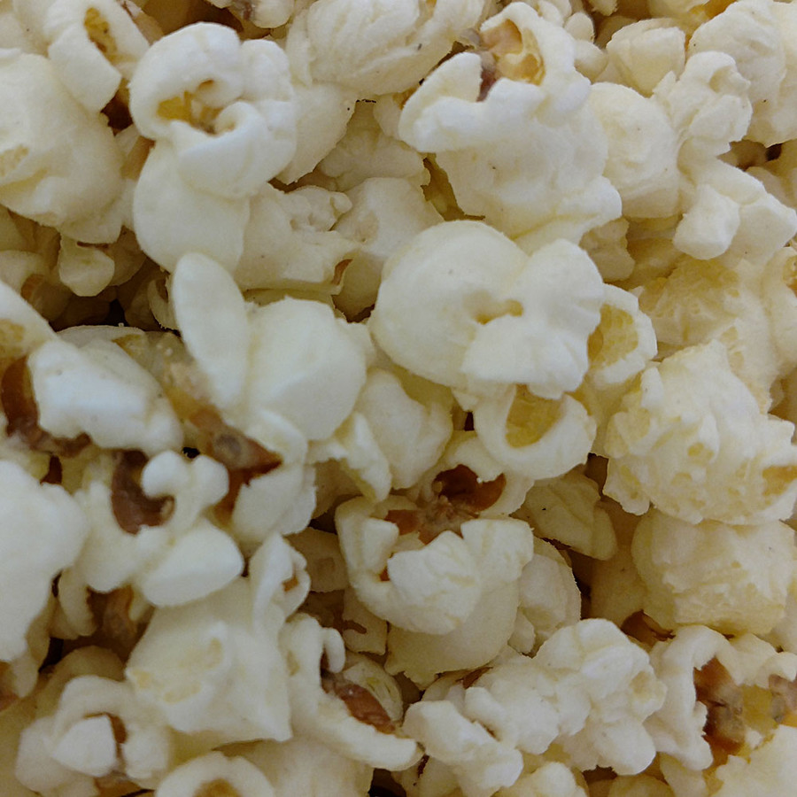 Garlic Parmesan Cheese Popcorn