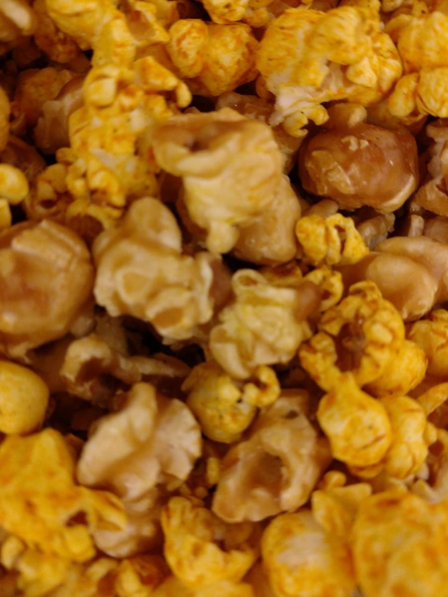 Texan Popcorn