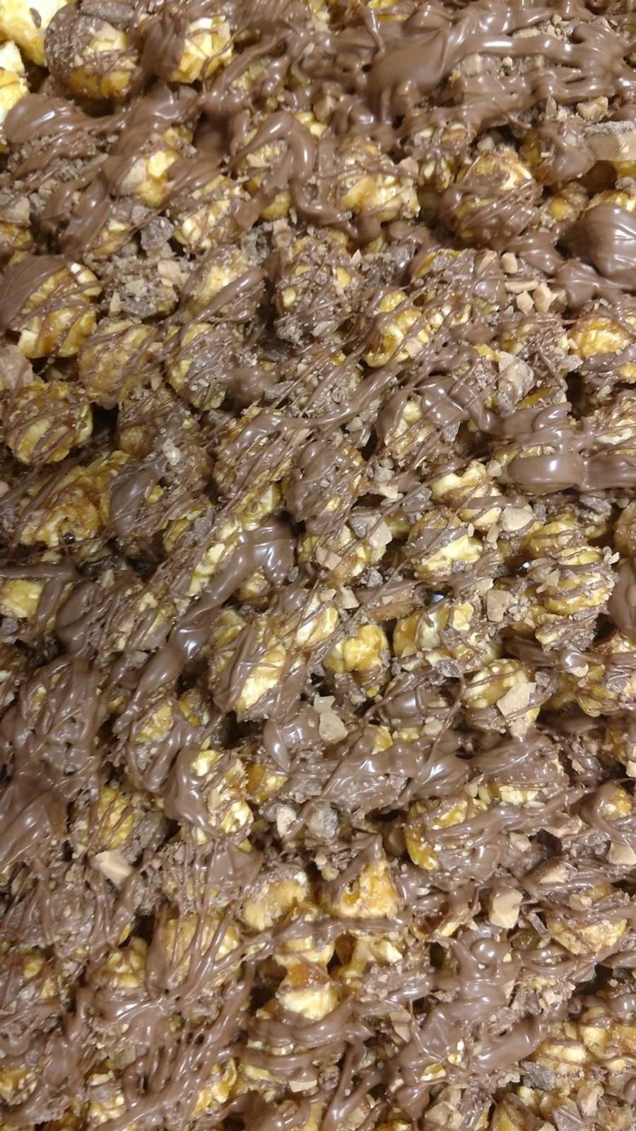 Heath® Toffee Almond Popcorn