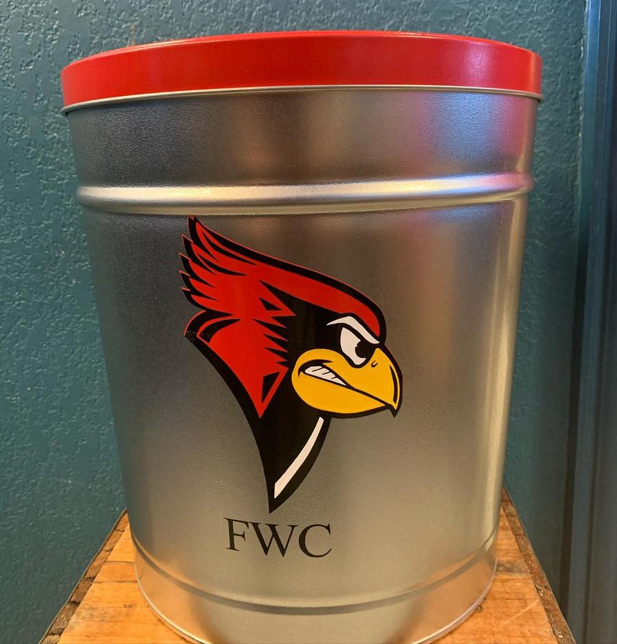 Fort Worth Christian 3.5 Gallon Bucket