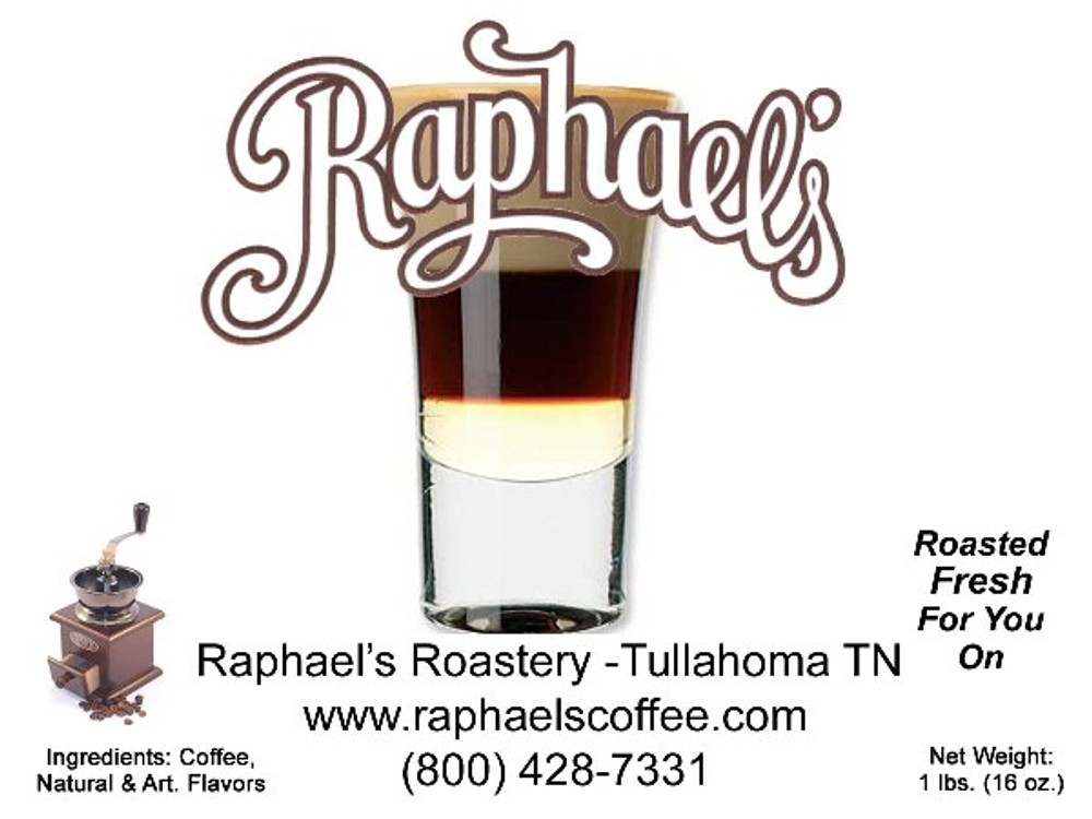 A wonderful blend of Arabica coffee and Mexican liquor flavor.