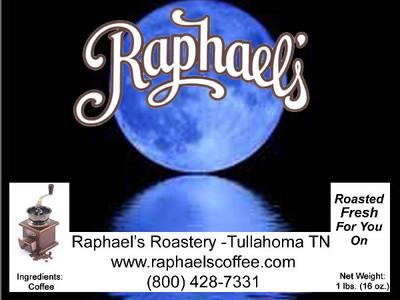 Rain Forest Certified Bali Blue Moon.