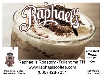 Free 1/2 lb. sampler of our delicious Cocoa Mocha Twist flavored coffee with $50 purchase.