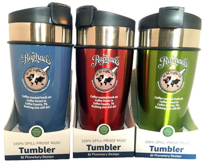 THERMOS STAINLESS KING TRAVEL TUMBLER - Raphael's Roastery