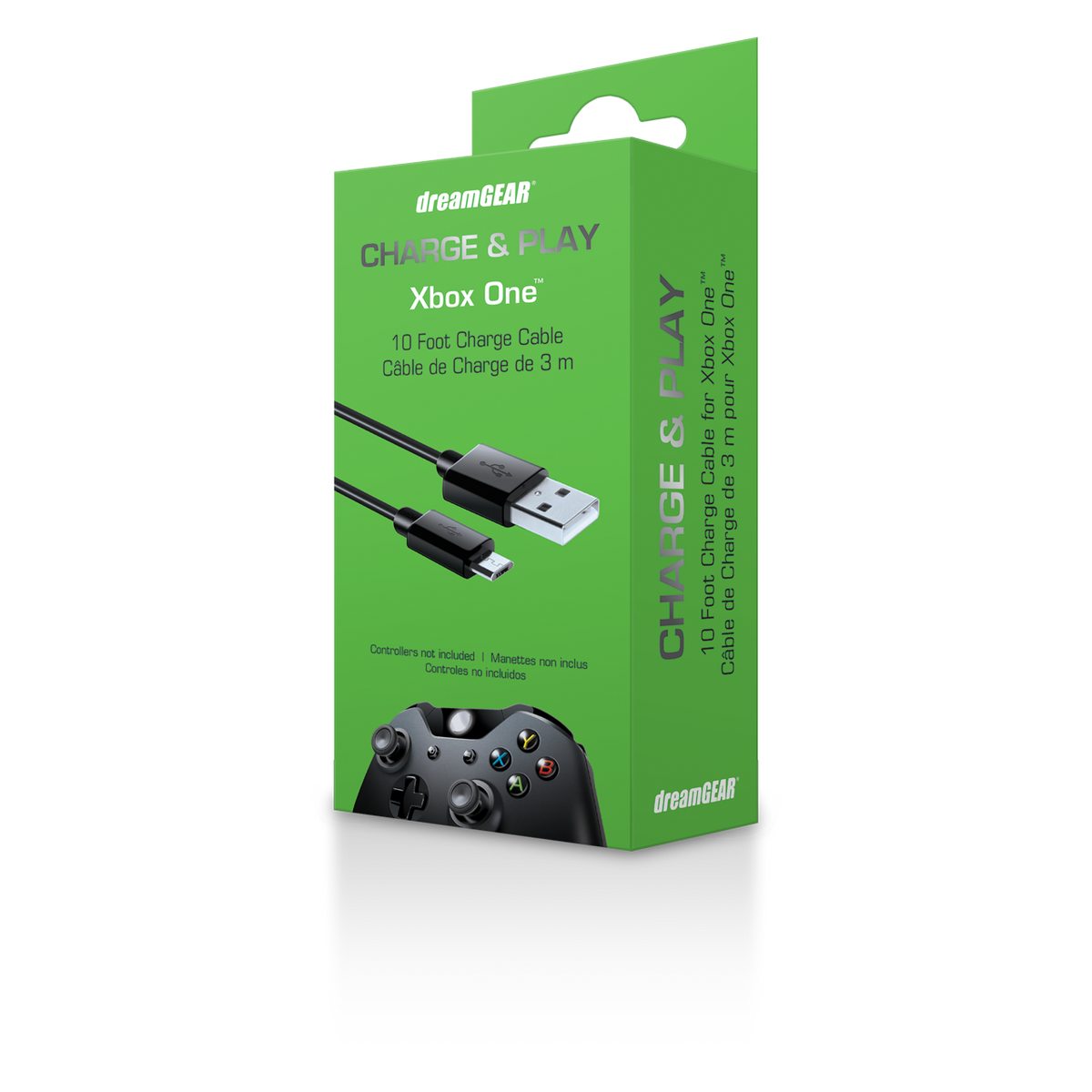 Charge and Play for Xbox One®