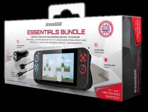 Essentials Bundle For Nintendo Switch®