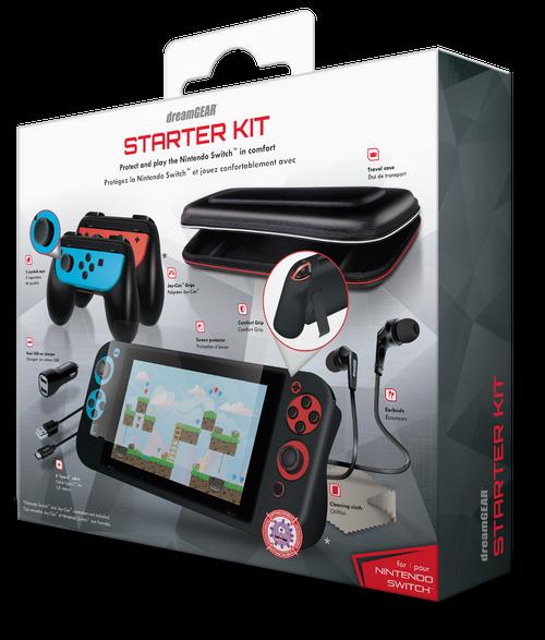 Starter Kit for Nintendo Switch®
