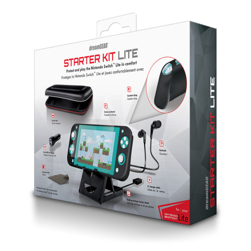 Starter Kit For Nintendo Switch Lite™