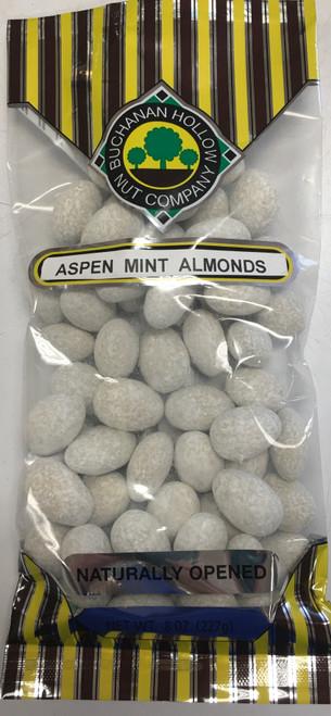 Aspen Mint Almonds 8 oz