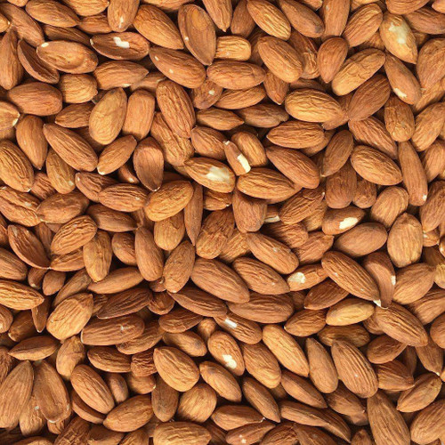 25 lbs. Bulk Salted Almonds