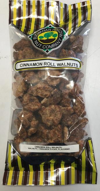 Cinnamon Roll Walnuts 8 oz