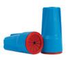 62250 - Aqua/Red 500 pc. Box