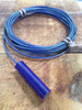 1 cm² Ductile Iron Pipe Coupon W/ 35' two conductor wire