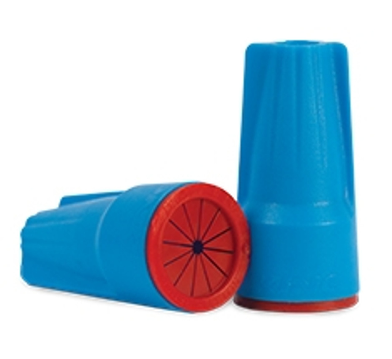 62241 - Aqua/Red 100 pc. Canister