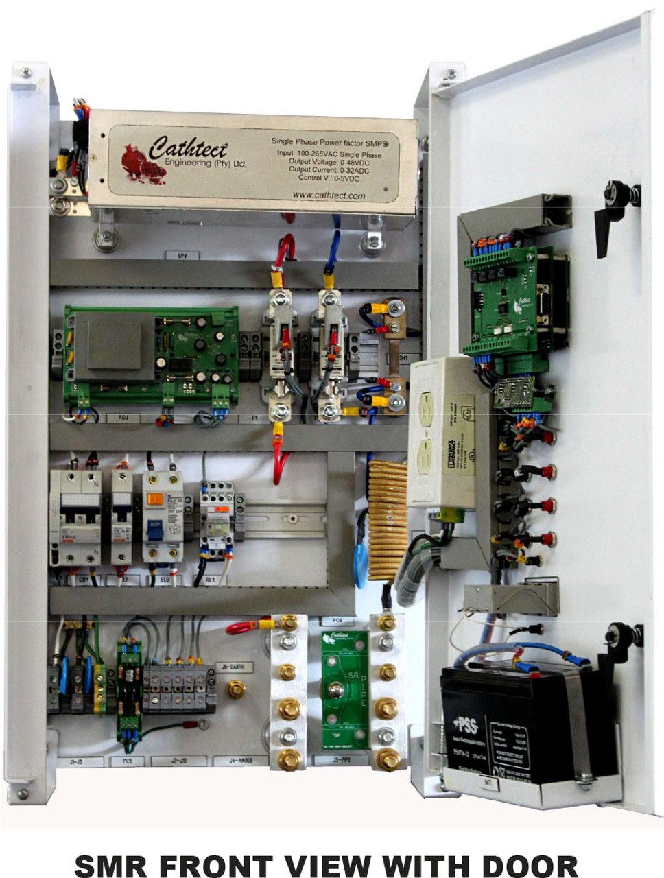 Switchmode Cathodic Protection Rectifiers