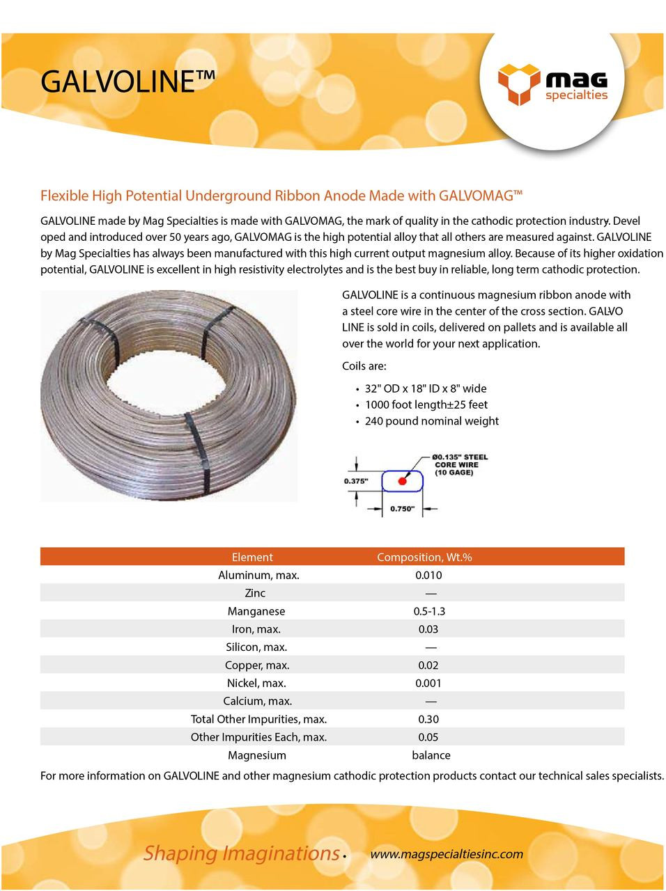 Mag Anodes