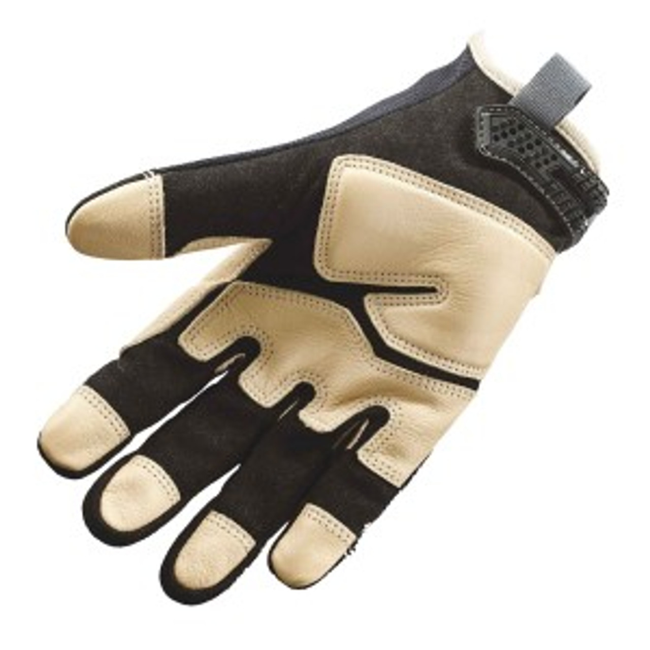 ProFlex® 710LTR Heavy-Duty Leather-Reinforced Gloves (Large)