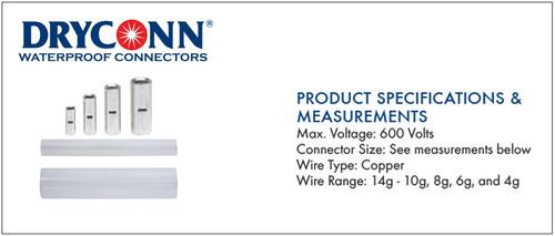 Splice Kit 71030 - HSC-3 (6g - 8g)
