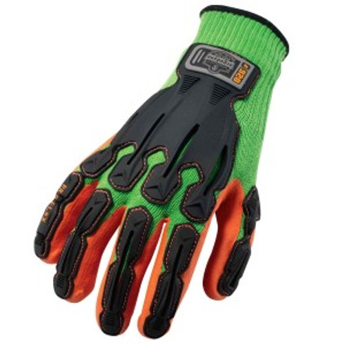 ProFlex® 920 Nitrile-Dipped Dorsal Impact-Reducing Gloves