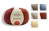 Sirdar Shawlie 8ply fine/4ply 100gm/450m 10%Alpaca/10%Wool/80%Acrylic