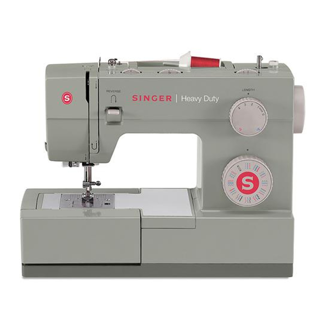 Singer HD4452 Heavy Duty Sewing Machine with needle threader