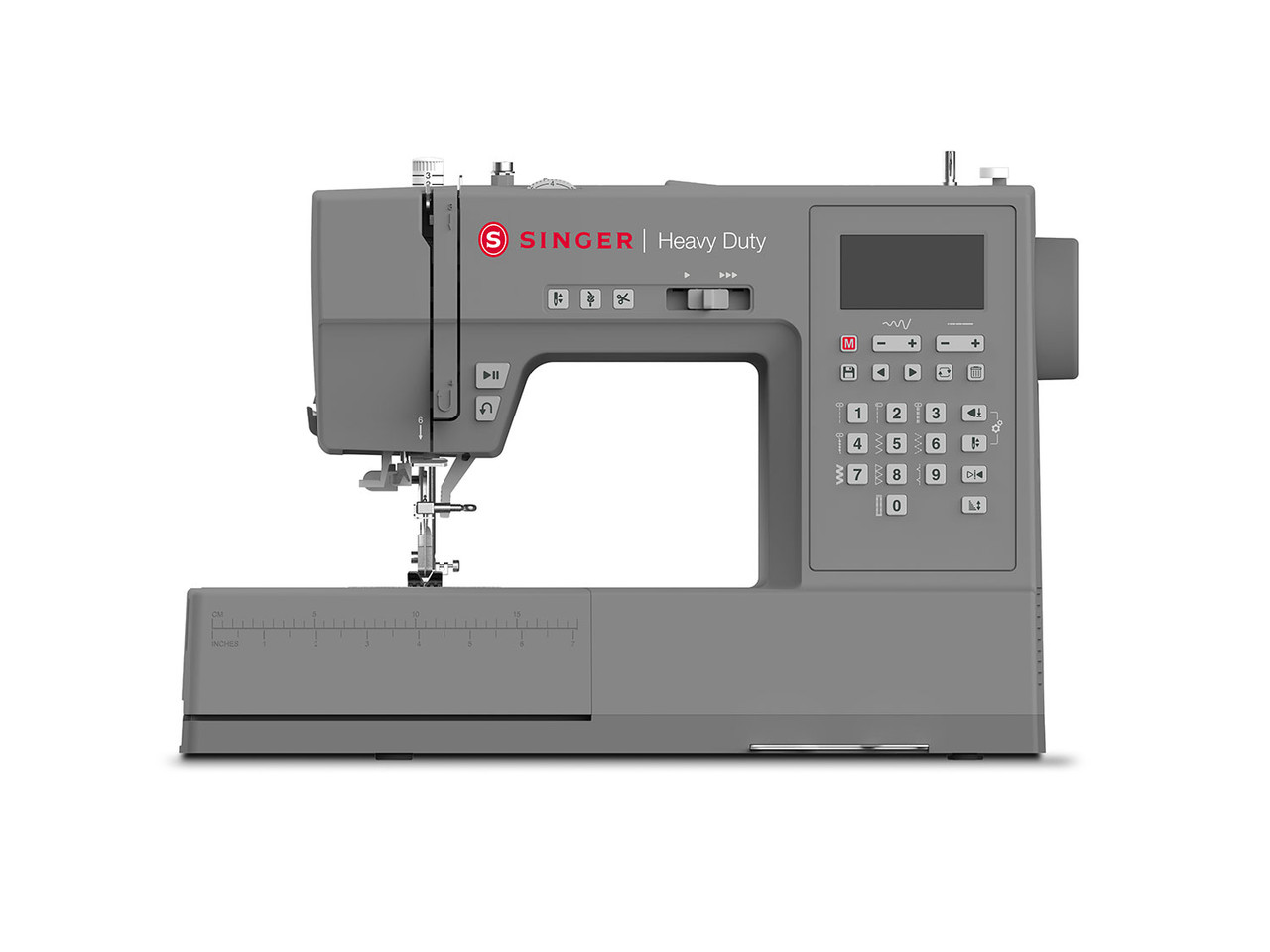 Singer HD6805 Electronic Heavy Duty Sewing Machine