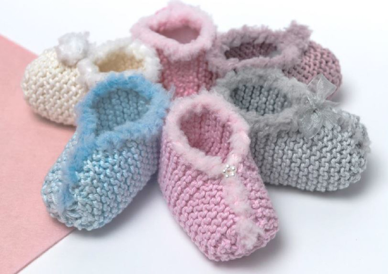 DMC Baby Cotton Book 8ply knitting & crochet for 0 to 7 years