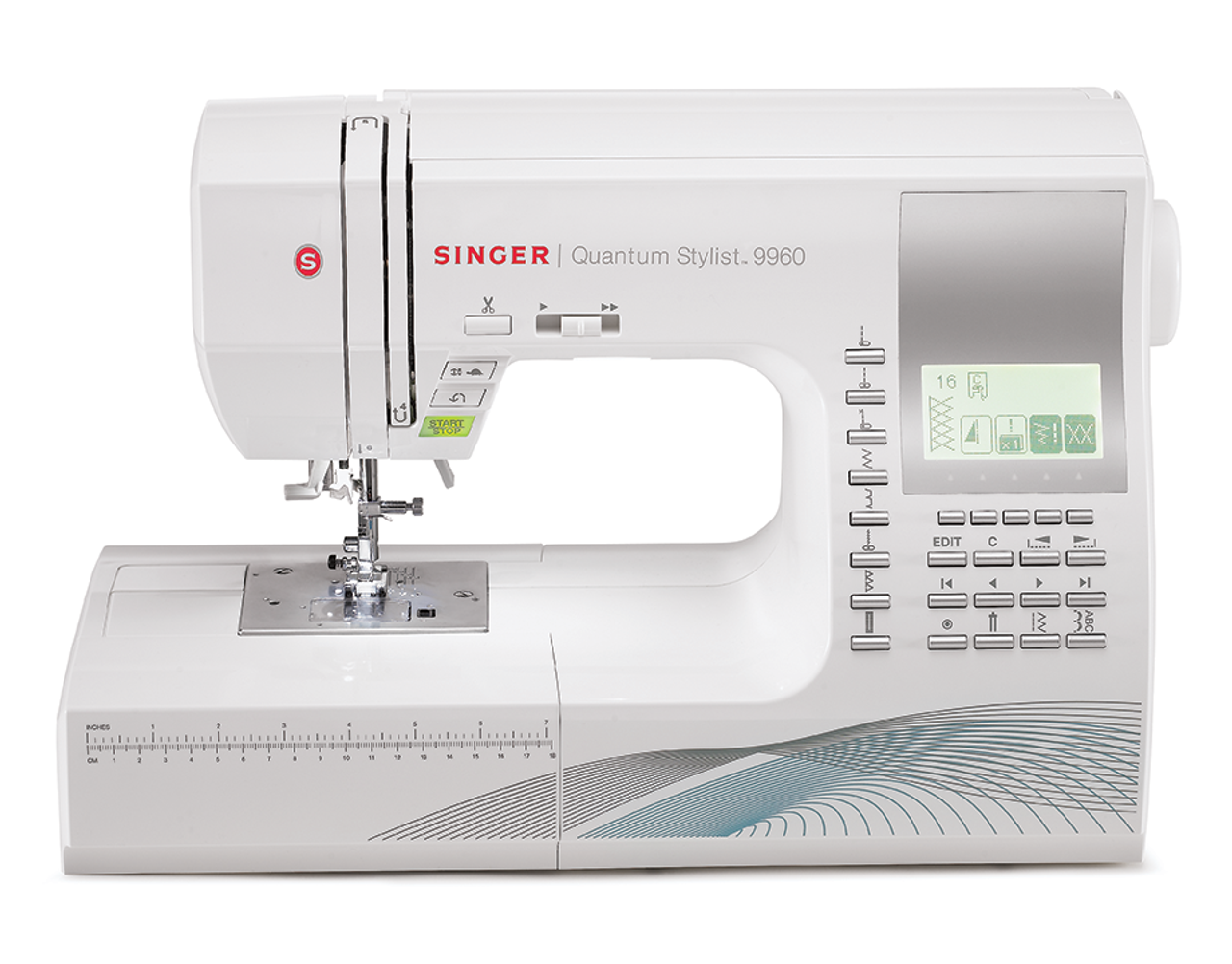 Singer Quantum Stylist 9960 Sewing Machine