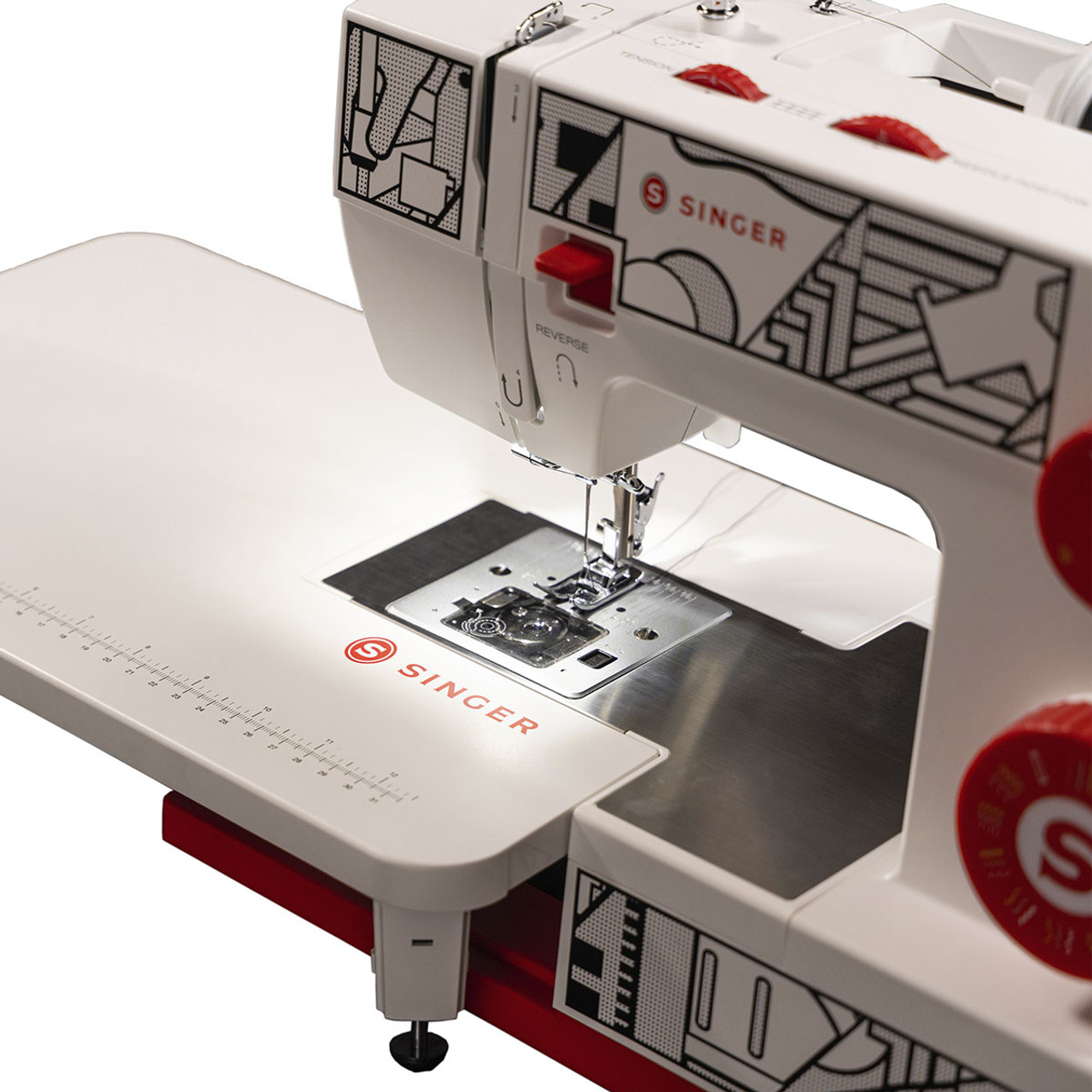 Singer Cosplay CP6355M Sewing Machine extension table