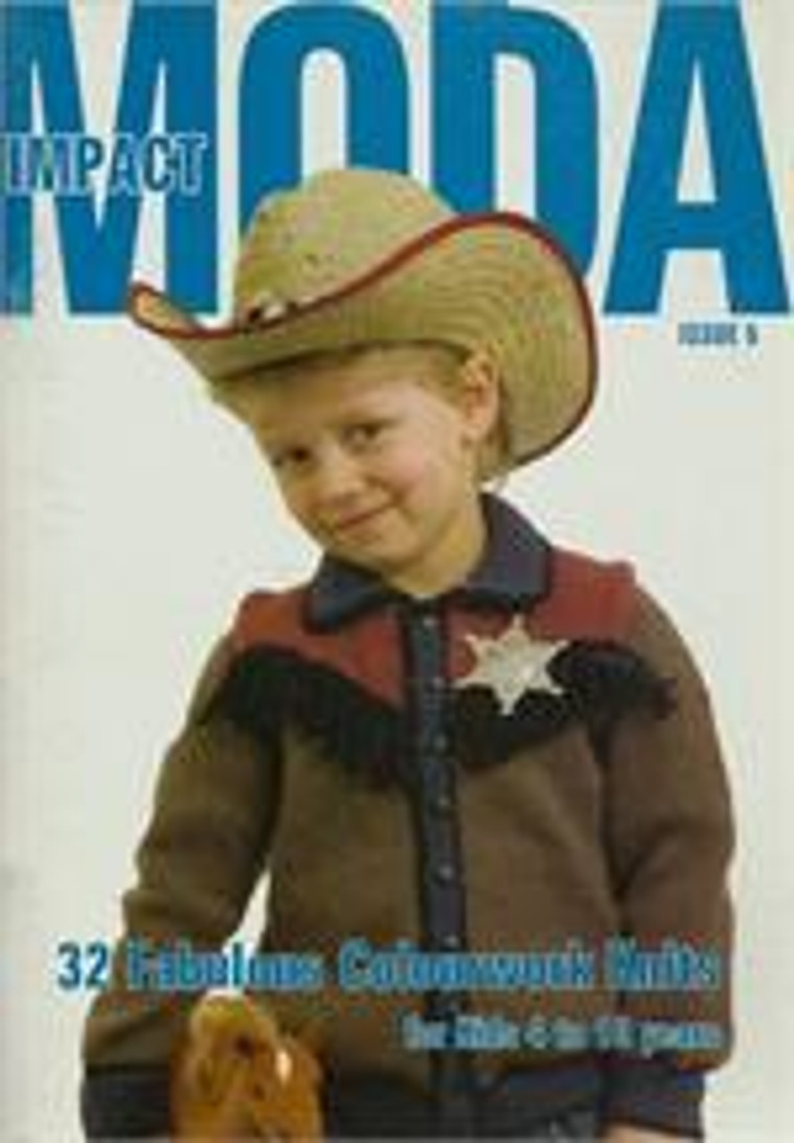 Moda book issue 5 front cover