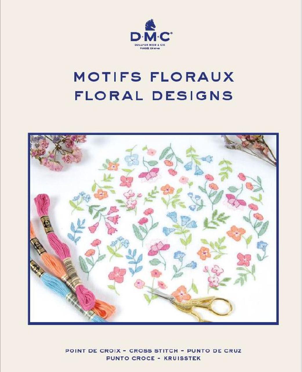 DMC Midi Cross Stitch Book