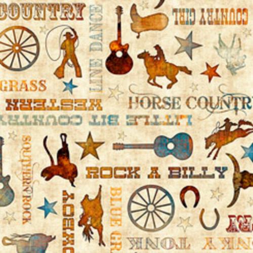 Country Music by Dan Morris