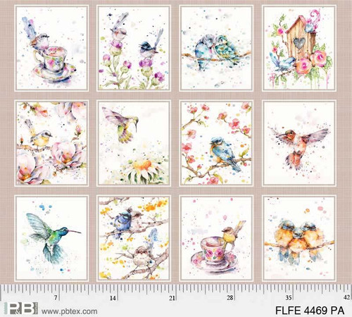 Flowers & Feathers by Sillier than Sally