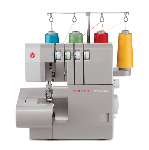 Singer Heavy Duty Combo HD4432 Sewing Machine and 14HD854 Overlocker