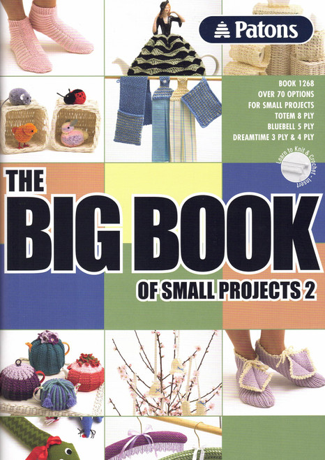 Big Book of Small Projects 2 front cover