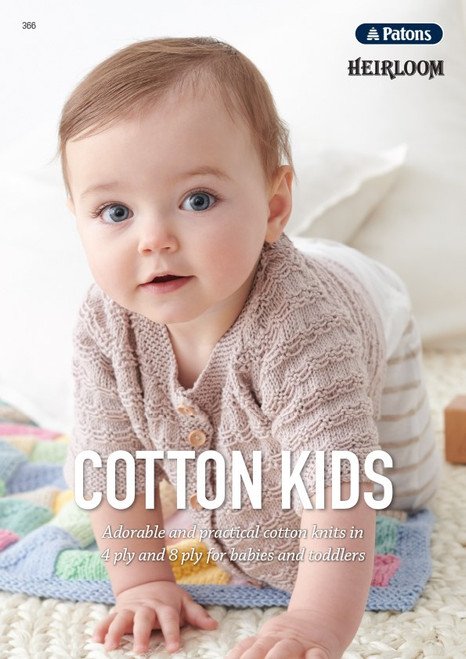366 Cotton Kids front cover