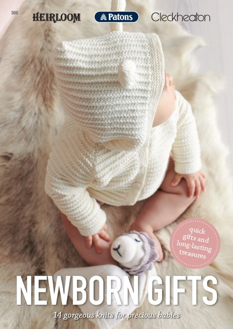 368 Newborn Gifts front cover