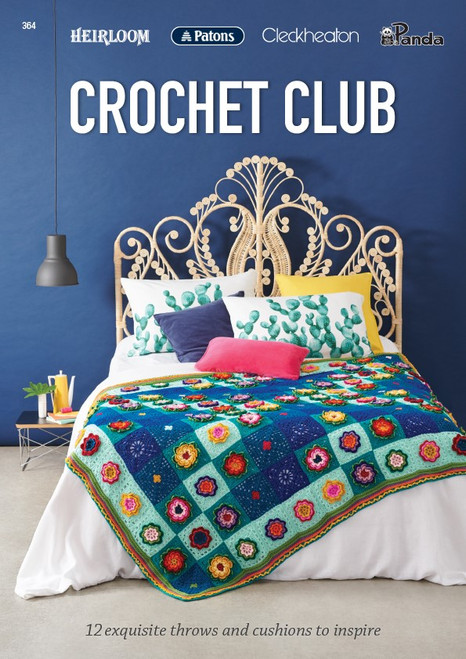 364 Crochet Club front cover